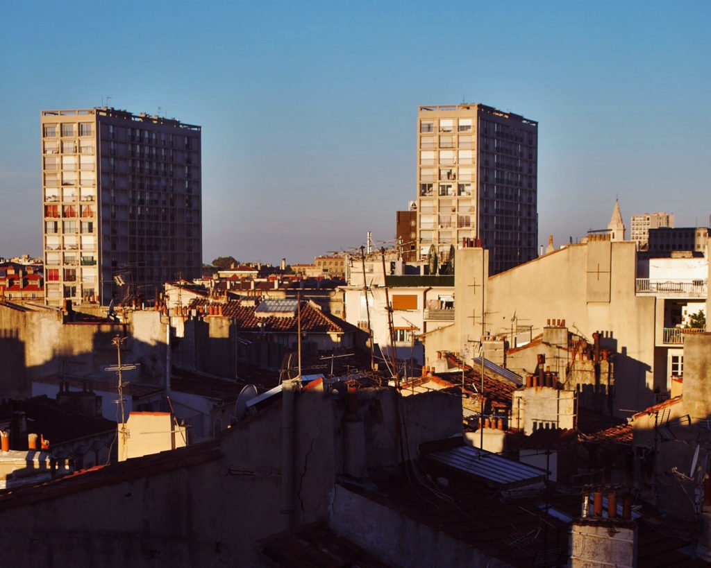Rooftops of Marseille